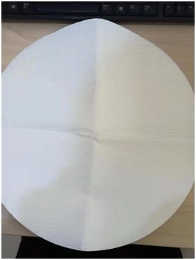 400mm filter paper for Asphalt